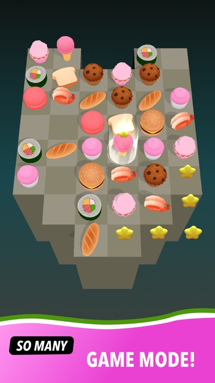 Onet 3D Puzzle - Match 3D game