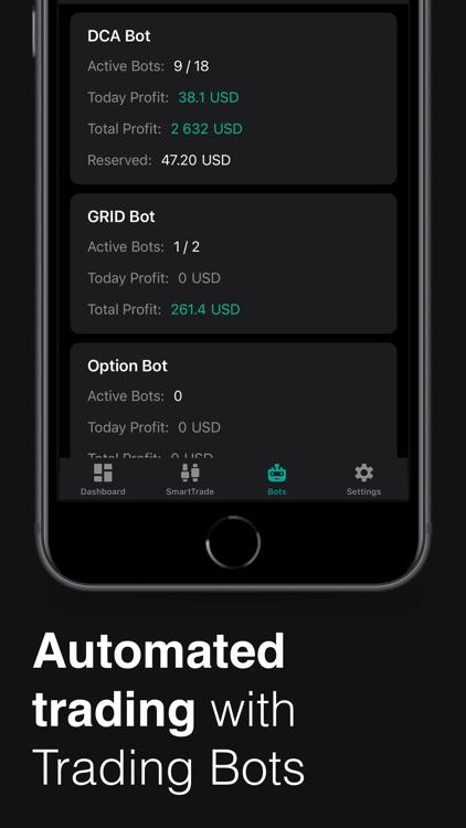 3Commas: Crypto Trading Tools screenshot-3