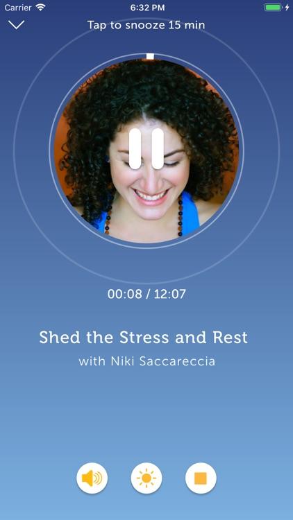 yoga wake up screenshot-3