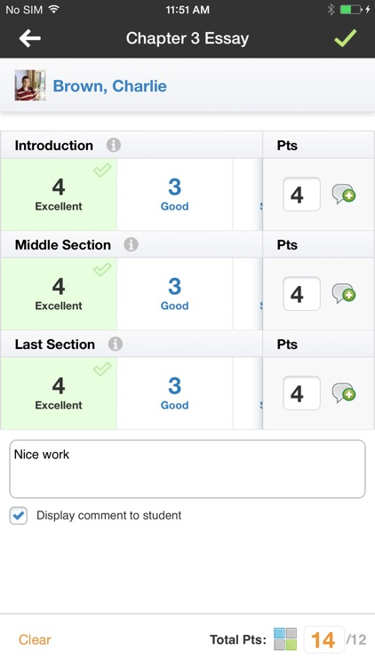 Schoology screenshot-5