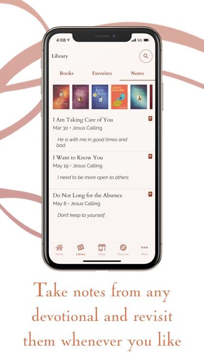 Jesus Calling Devotional screenshot-4