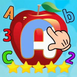 ABC 123 English Words Learning