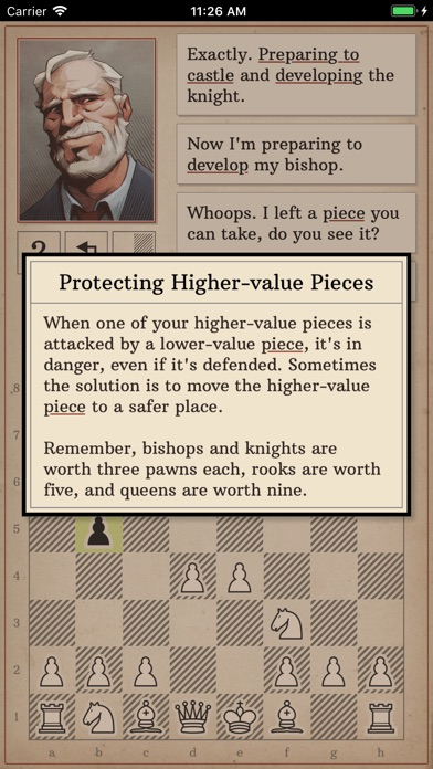 Learn Chess with Dr. Wolf screenshot 4