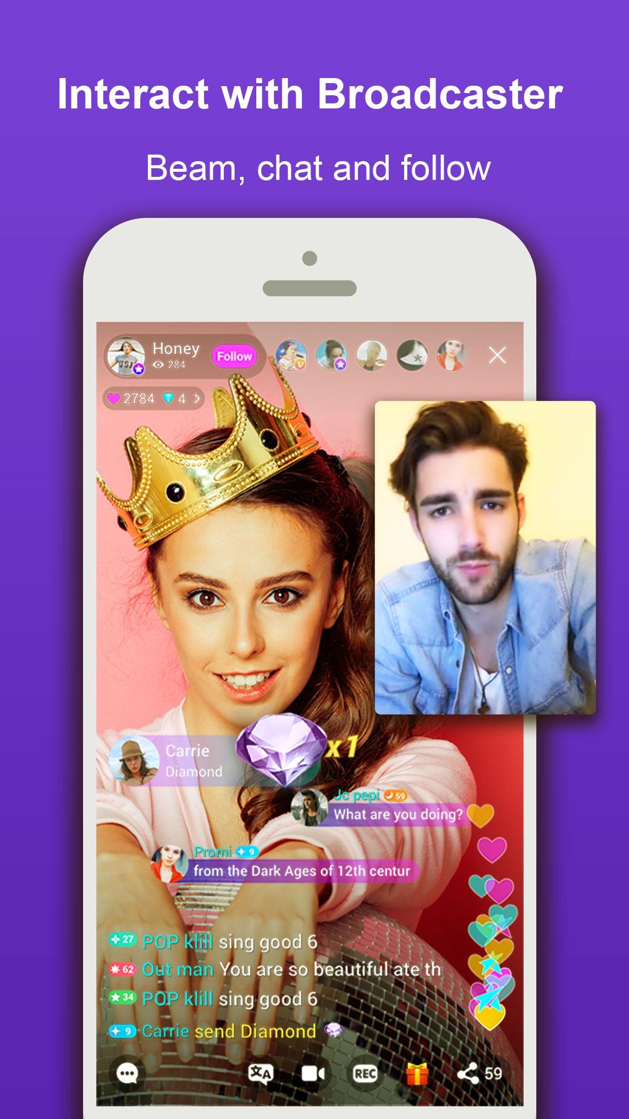 LiveMe – Live Video Chat Screenshot