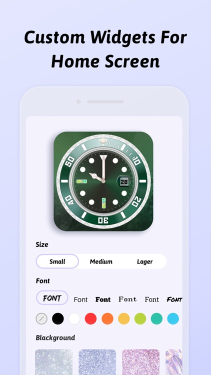 Widget Art-Themes Icon Changer screenshot-3