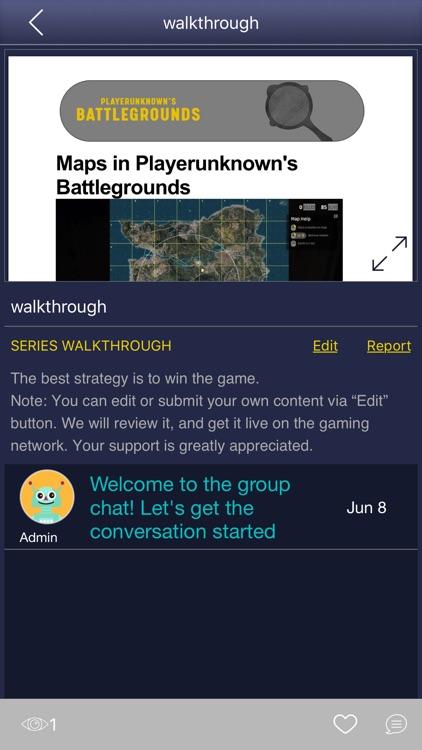 GameNet-PLAYERUNKNOWN'S BATTLE screenshot-4