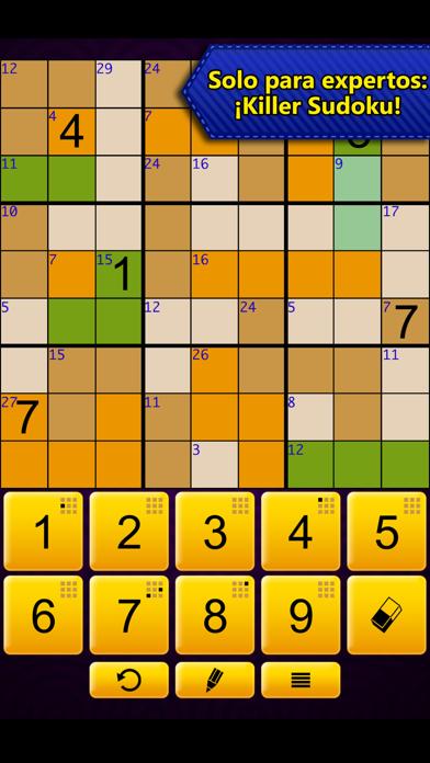Sudoku EpicCaptura de pantalla de4