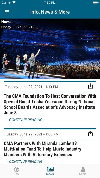 CMA Connect App screenshot-3