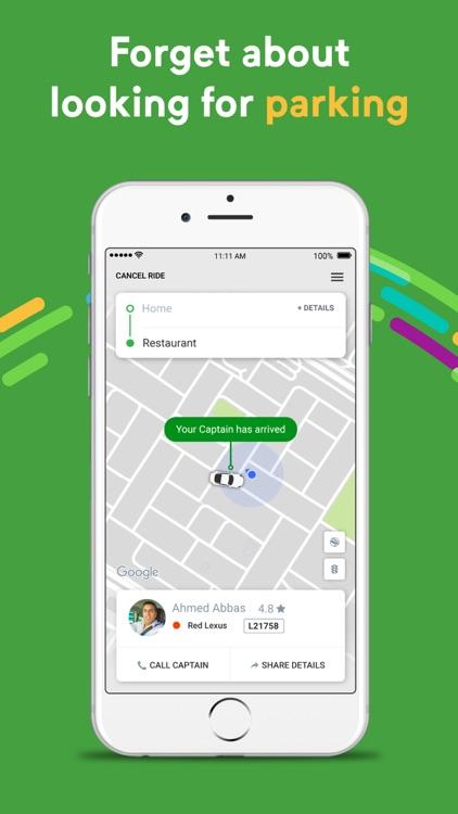 Careem كريم - Car Booking App screenshot-4