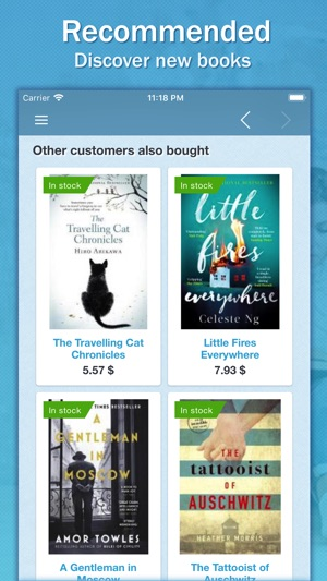 9151e71303 Bookstores.app  find books on the App Store
