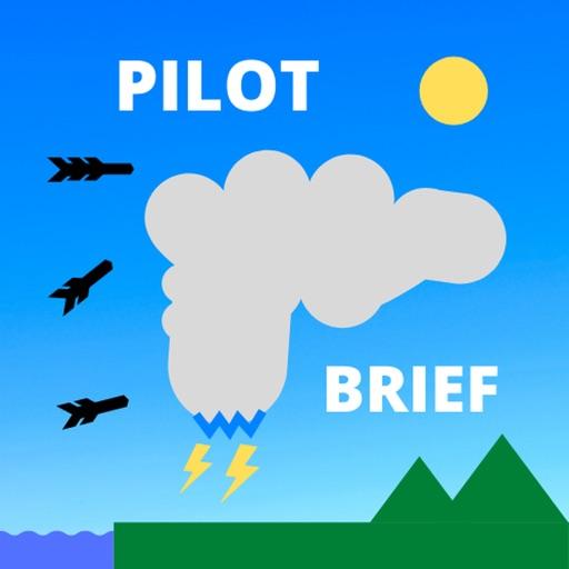 Pilot Brief icon