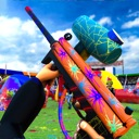 Paintball Battle Royale Game