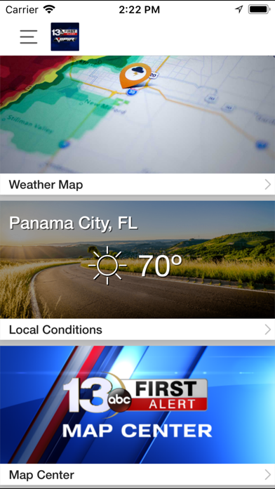 App Shopper: WMBB Weather (Weather)