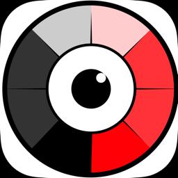 Ícone do app Color Changing Camera