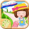 贝贝环游世界之旅-益智旅行小游戏