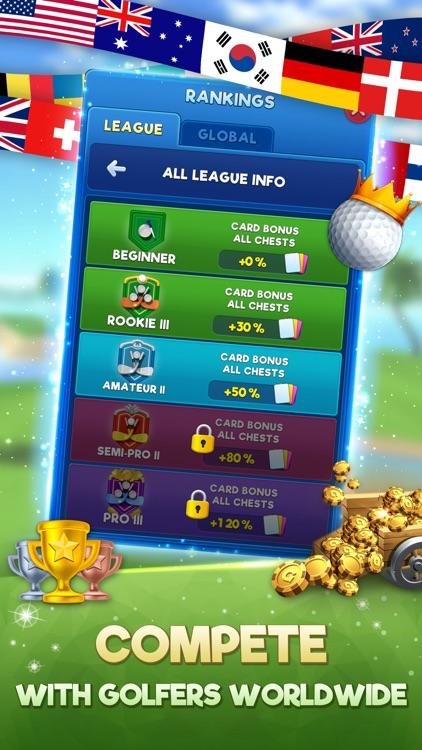 Extreme Golf - 4 Player Battle screenshot-5