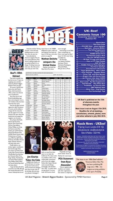 The Beef Magazine screenshot1