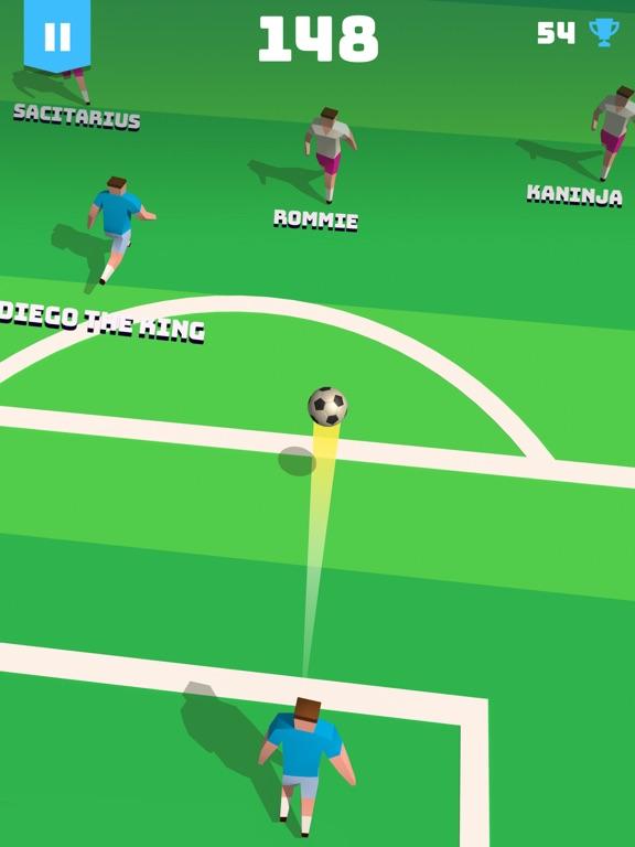 Soccer Hero! screenshot 8