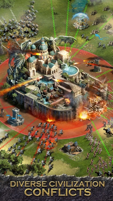 Download Clash of Kings - CoK for Pc