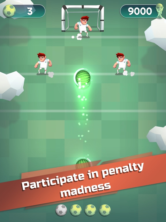 Screenshot 1 Penalty Madness