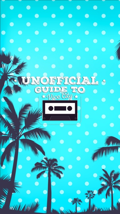 Unofficial Guide For Vice City