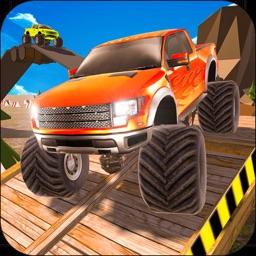 Monster Truck Games: Racing 3D