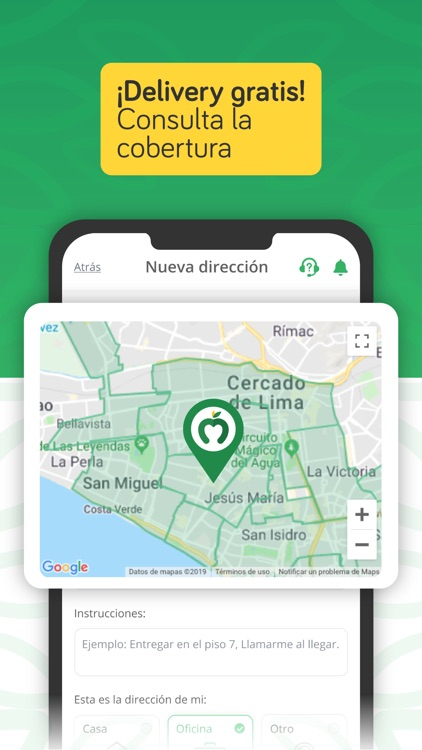 Manzana Verde - Healthy food screenshot-3