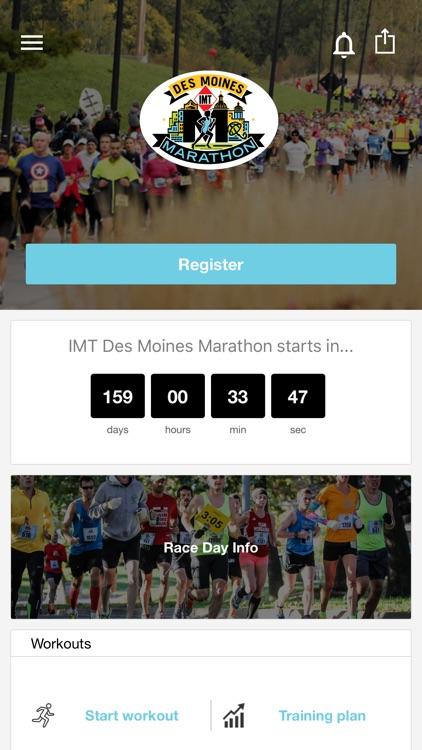 IMT Des Moines Marathon