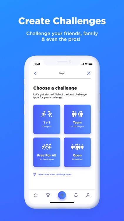 Challenge Social: Get involved
