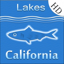 California: Lakes and Fishes