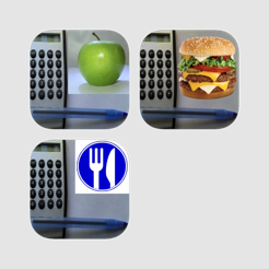 smart food calculators and weight trackers with fast food nutrition