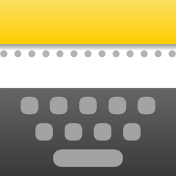 Ícone do app Notes for Apple Watch