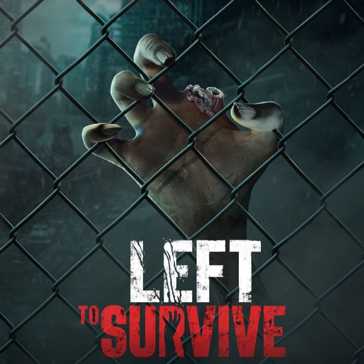 Left to Survive:Zombie Shooter