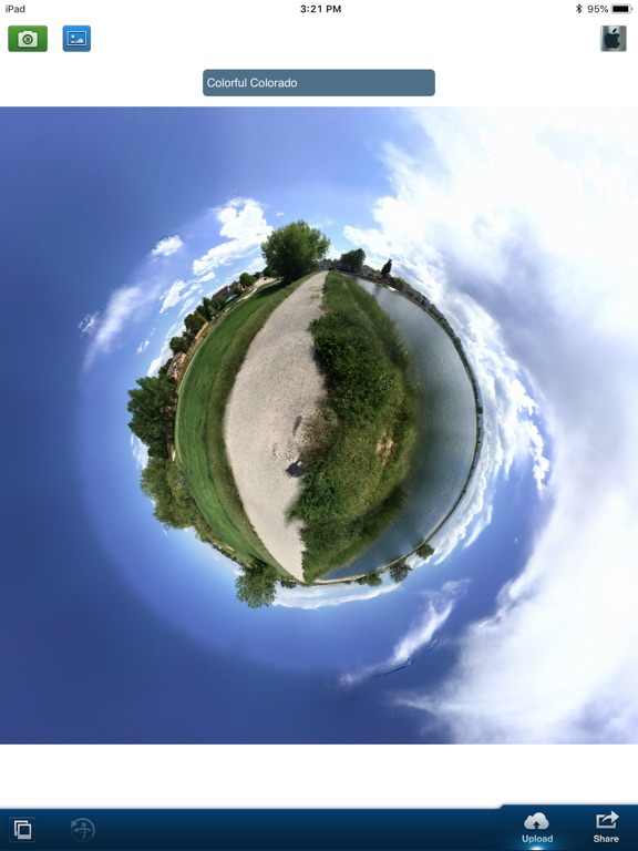360 Panorama Screenshots