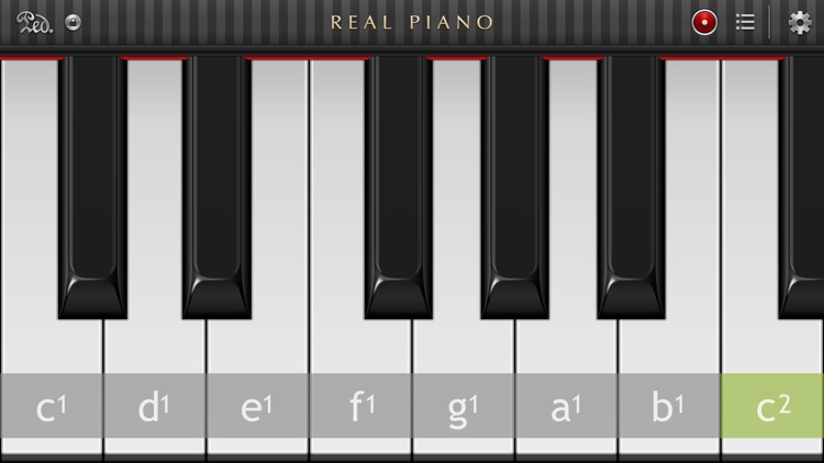 Real Piano™ screenshot-0