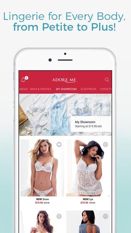 Adore Me Designer Lingerie screenshot-4