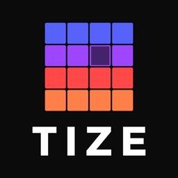 TIZE - Beat Maker, Drum Pad