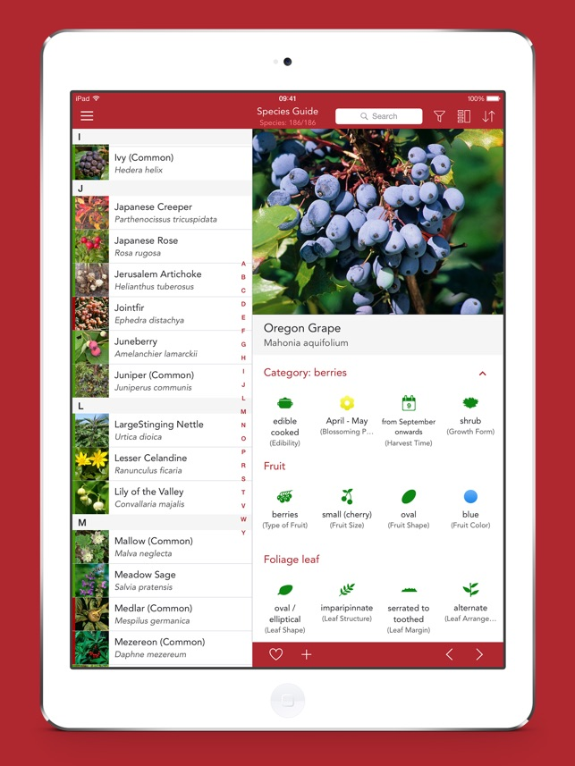 Wild Berries and Herbs LITE on the App Store
