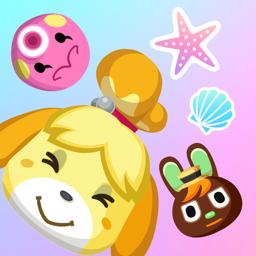 Ícone do app Animal Crossing: Pocket Camp
