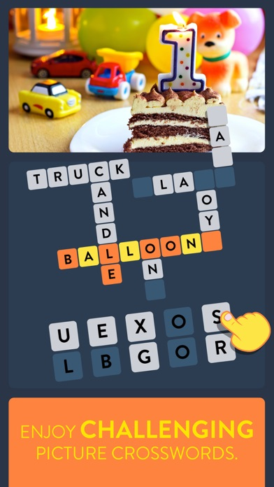 Wordalot Picture Crossword By Mag Interactive Ios United States