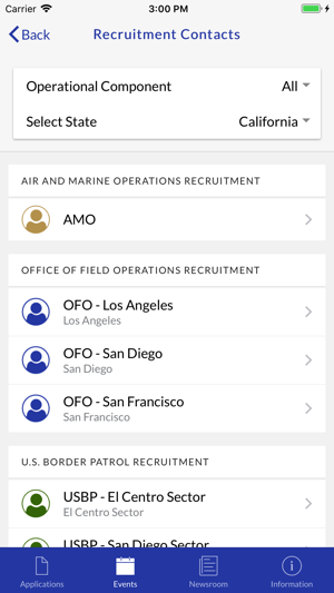 CBP Jobs on the App Store