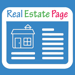 Real Estate Page