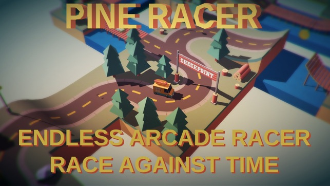 Pine Racer Screenshot