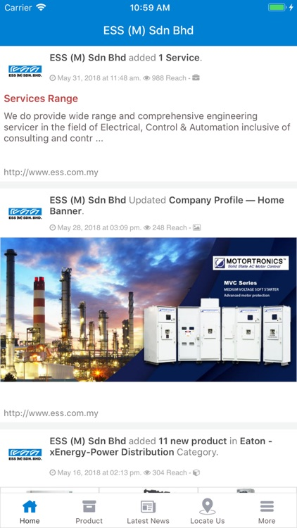 Ess M Sdn Bhd By Newpages Network Sdn Bhd