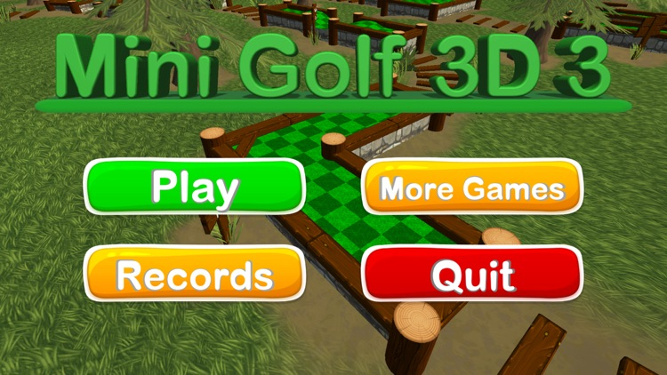 Mini Golf 3D 3 screenshot-8
