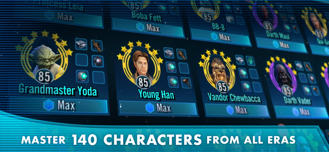 Star Wars™: Galaxy of Heroes Online Hack Tool