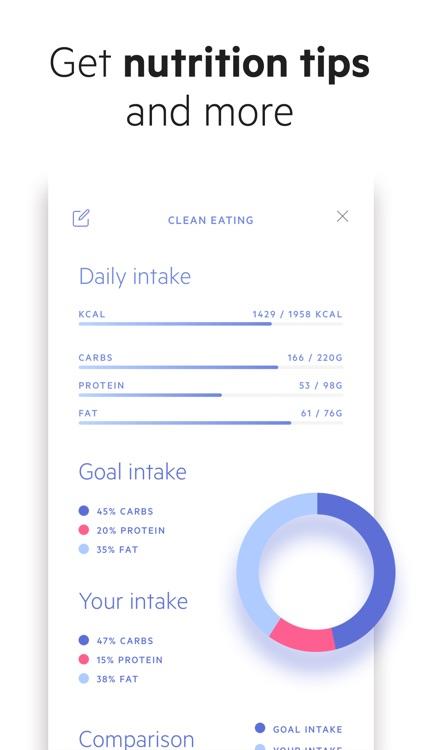 Lifesum: Your Calorie Counter screenshot-4