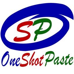 OSP-OneShotPaste-