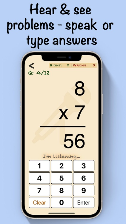 Mental Math Cards Games & Tips screenshot-4