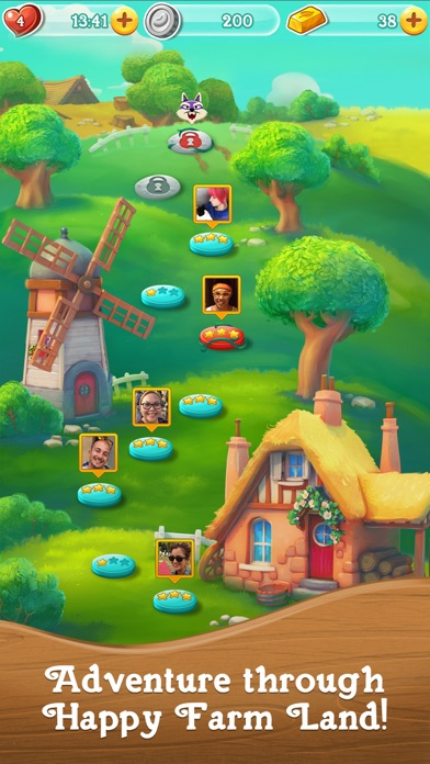 Farm Heroes Super Saga Screenshot